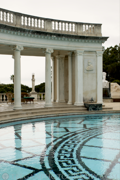 Hearst castle neptune pool friday those crazy schuberts - Hearst castle neptune pool swim auction ...