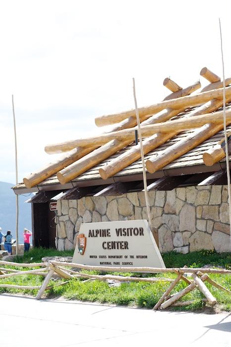 Rocky Mountain National Park Alpine Visitor Center