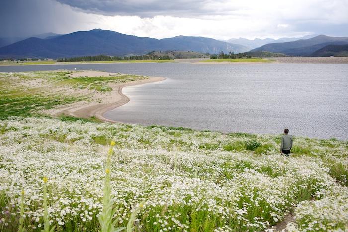 drive through Colorado - Lake Granby