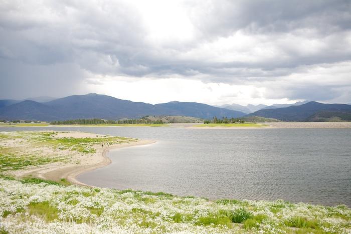 Lake Granby - Rainbow Bay